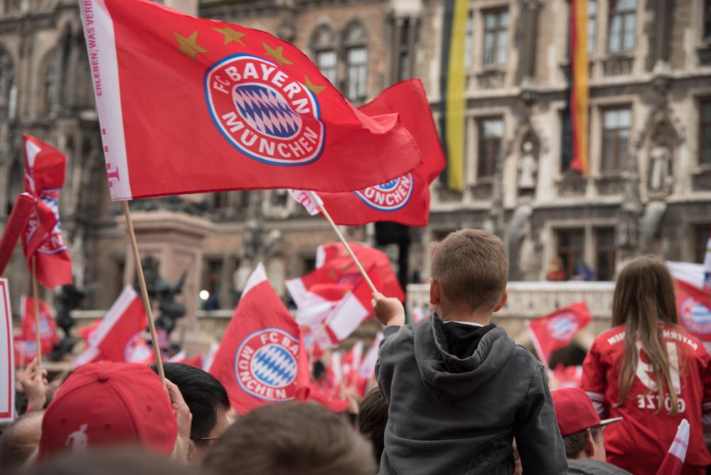 Der FC Bayern München – Mein Lieblingsteam